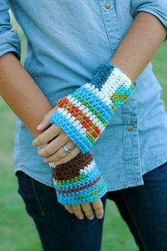 Fingerless Gloves!