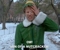 I refuse to argue this point so don't even try, but Elf is one of the greatest movies ever in the history of movies. Note that I didn't say holiday movies because Elf transcends the holidays. It's ...