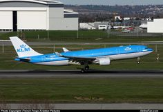 KLM - Royal Dutch Airlines Airbus A330-203 http://www.airlinefan.com/airline-photos/KLM---Royal-Dutch-Airlines/Airbus/A330-200/F-WWKB/1853210/