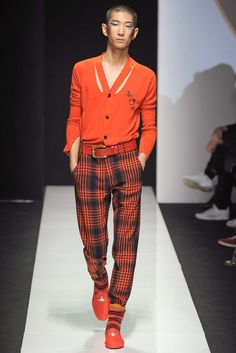 Vivienne Westwood Fall 2015 Menswear - Collection - Gallery - Style.com #menswear #fashion #runway #menclothing #trend #fall #fall2015 #2015