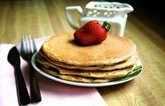 My go to whole wheat pancake recipe