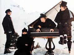 The Beatles ~ Help! (and now off for more merry making! xo xo )