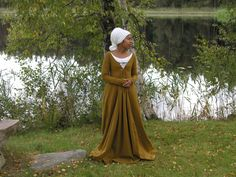 The Durer dress, by Myra in Nuie.  I love her work, she's been a big inspiration to me.   -Ginger