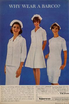 nurse uniform dress <3