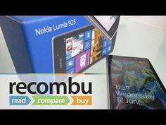 Nokia Lumia 925 unboxing video