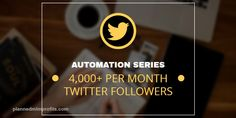 How To Get More Twitter Followers - Profitable System To 4000 Followers Per Month https://blog.myleadsystempro.com/how-to-get-more-twitter-followers?id=robfore