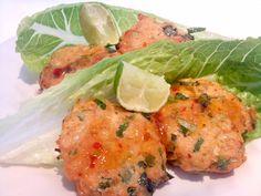 Salmon & Prawn Fishcakes