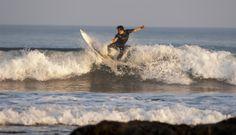 Lawrencetown Beach surfing, Nova Scotia