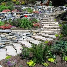 Image result for tiered landscape ideas