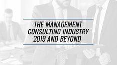 Should management consulting companies be worried? Let's take a look at how big players prepare ahead with a brief analysis of the industry. Disruptive Innovation, Innovation Strategy, Consulting Companies, Consulting Firms, Marketing Plan, Marketing Strategies, Cost Of Goods, Strategic Planning, Data Analytics