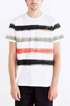 Staple Paint Stripe Tee - Urban Outfitters
