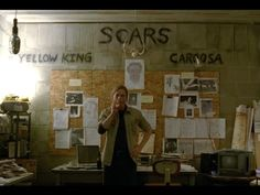 King In Yellow moments in True Detective