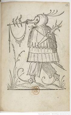 Les songes drolatiques de Pantagruel / où sont contenues plusieurs figures de l'invention de maistre François Rabelais, et dernière oeuvre d'iceluy pour la récréation des bons esprits   Gallica