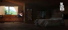 The Last of Us fan art #2, Prince Mahlangu on ArtStation at https://www.artstation.com/artwork/rzWkO