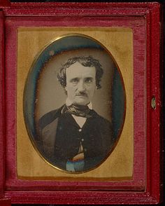 Edgar Allan Poe, American, late May to early June 1849. The J. Paul Getty Museum