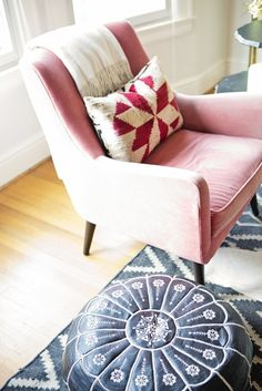 House Tour: Color and Texture in a California Rental | Apartment Therapy