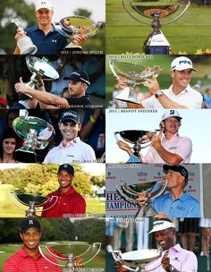 The PGA Tour Playoffs are down to the final 30 going into the Tour Championship this week. Who do you think will win and clinch the FedExCup this year?