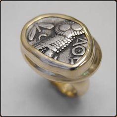 Ancient Coin Jewelry, Greek Coin, Roman Coin, Byzantine Coin, Spanish Coin, Jewish Coin, Own a Piece of History - THE OWL OF ATHENA COIN ($500-5000) - Svpply