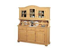 Buffet im Landhausstil Amberg 3-türig Holz Fichte Rosner Massiv 20917. Buy now at https://www.moebel-wohnbar.de/buffet-im-landhausstil-amberg-3-tuerig-holz-fichte-rosner-massiv-20917