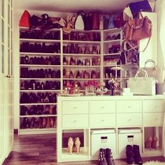 Dream closet #Shoes #Forever21