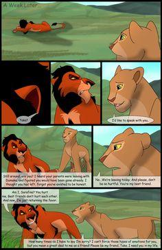 Uru's Reign: Chapter 4: Page 38 by albinoraven666fanart on DeviantArt