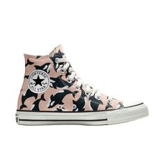 Millie by You - Chuck Taylor All Star Brown Converse, New Converse, Converse Chuck Taylor, Kids Sneakers, High Top Sneakers, All Star, Site Nike, Star Clothing, Shoe Image