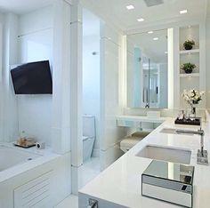 Banheiro perfeito
