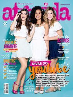 Capa Revista Atrevida