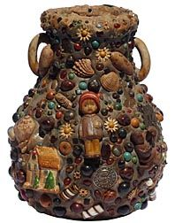 Folk art from Found Objects at Artisans Gallery of Unusual ...