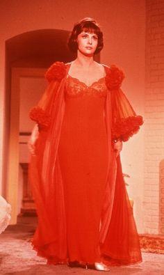 Still of Gina Lollobrigida in Strange Bedfellows (1965) Wonderful peignoir