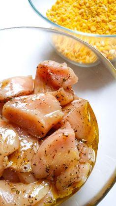 Kebab, Ramadan Recipes, Tasty, Yummy Food, Polish Recipes, Chicken Wings, Food Inspiration, Nutella, Cake Recipes