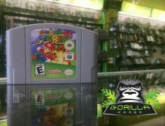 It's a Super #Mario 64! #N64 #Retro #YouReadThatLikeMario