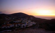 Folegandros: a ilha perdida da Grécia
