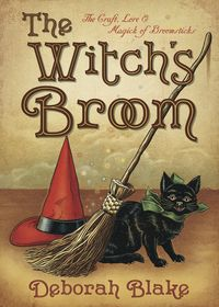 The Witch's Broom--NEW!!