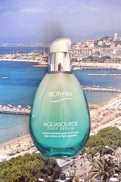Biotherm Water Lovers - 2014 World Oceans Day via www.westmountfashionista.com