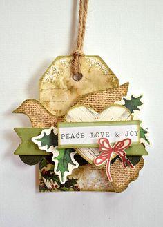 Kaisercraft - Home For Christmas - Belinda Spencer