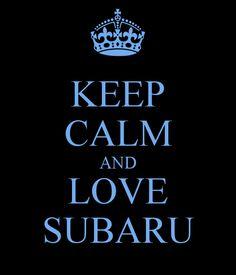 Keep calm, we all love Subaru's! Check us out. Melville Subaru  https://www.facebook.com/MelvilleSubaru https://twitter.com/MelvilleSubaru #Rvinyl: Pinning #Tuned, #Modified &  #Stanced #Subaru www.rvinyl.com/Subaru-Accessories.html