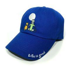 Outdoor Dog, Cool Hats, Dad Hats, Best Dad, Cincinnati, Royal Blue, Life Is Good, Dog Lovers, Baseball Hats