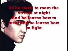 Elvis Presley - In the Ghetto ... one of my very favorite songs by Elvis ...