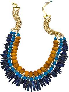 Minu Jewels Ceclia Statement Necklace