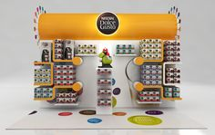 Isla Dolce gusto on Behance