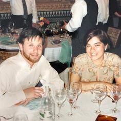 #InstagramELE | #mundo | Está foto me parece que fue en otro mundo . #tbt 1996. Boda de mi hermano.