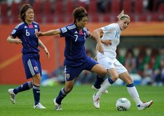 London 2012 will put women's football on the map