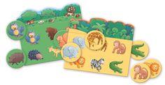 Gra edukacyjna Lotto Djeco - Zwierzęta