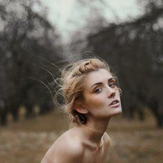 Portraits by Nikita Sergyshkin, via Behance