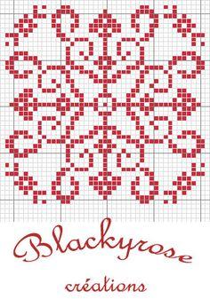 Bulgarian motif (for lace pattern for dress? Free Cross Stitch Charts, Cross Stitch Heart, Cross Stitch Borders, Cross Stitch Designs, Cross Stitching, Cross Stitch Embroidery, Cross Stitch Patterns, Everything Cross Stitch, Pony Bead Patterns