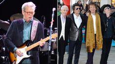 Eric Clapton CONFIRMED on new Rolling Stones album!