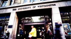Click the picture to learn more about University of Westminster (Direct Enroll) | UA Global Initiatives