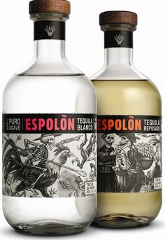 Packaging of the World: Creative Package Design Archive and Gallery: Espolon Tequila