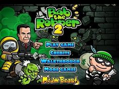 Bob the robber play game